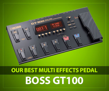 Best Multi Effects Pedal