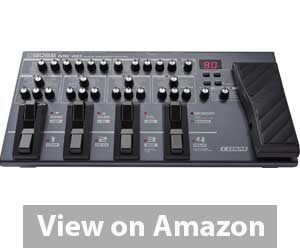Best Multi Effects Pedal: Boss ME-80 Multi-Effects Pedal Review