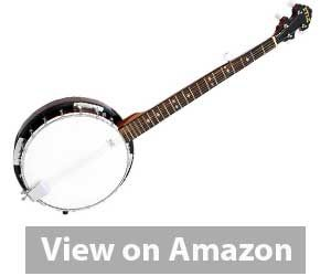 Best Banjo: Pyle 5-String Geared Tunable Banjo Review