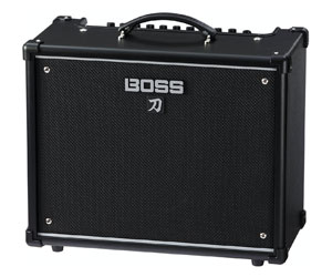 Boss Katana 50 50-watt Guitar Combo Amp Review